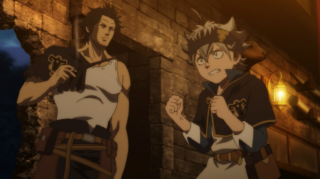 Spoiler alert and raw scans for Black Clover Episode 141 and storyline also.