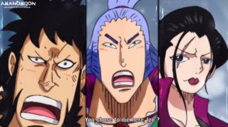 Complete Review for ONE PIECE Chapter 987 and Analysis with more updates.
