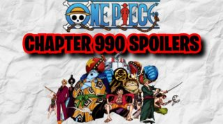 Spoilers for One Piece Chapter 990 and other all updates.