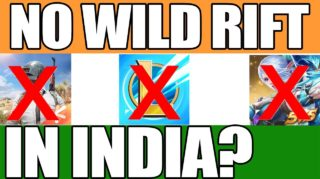 Is League of Legends Wild Rift will ban in India?