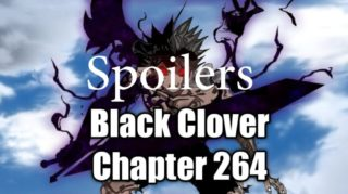 Spoilers and raw scans for Black Clover Chapter 264, Release, Leaks and all about to know.