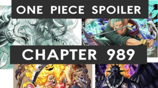 Finally, Spoiler reveled for One Piece Chapter 989, Release Date, Sanji Fights King!