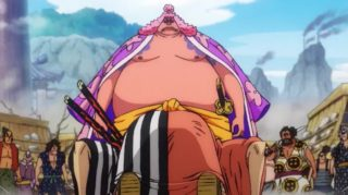 [new leaks] Spoilers And Raw Scans  For One Piece Episode 945