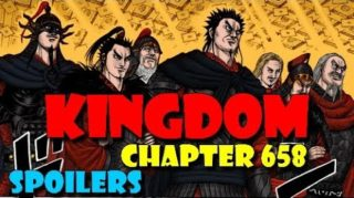 Spoilers For Kingdom Chapter 658, Raw Scan, Release, Leaks, and much more.