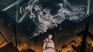 [New Revaled] The Attack of the Giants 4 an important return of WIT Studio