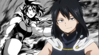 [Nana Shimura, first OFA user faces All for One]Spoilers For My Hero Academia' chapter 287,Release date