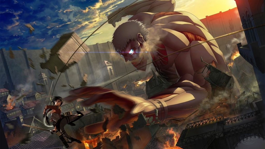 LEAKS Spoiler And Raw Scan For Attack on Titan Season 4 ...